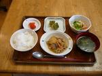 今日のお昼ご飯(4月8日分)