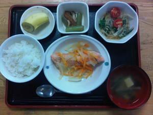 今日のお昼ご飯です。